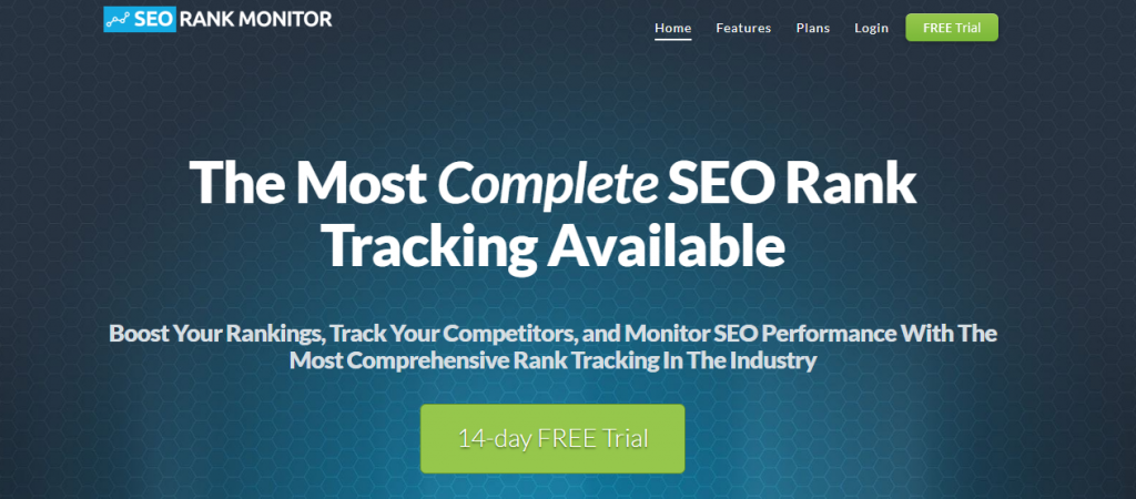 SEO Rank Monitor - seo rank tracking tool