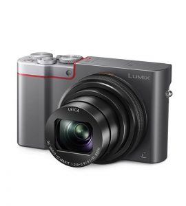 Panasonic Lumix TZ100 - Best Travel Camera 2018