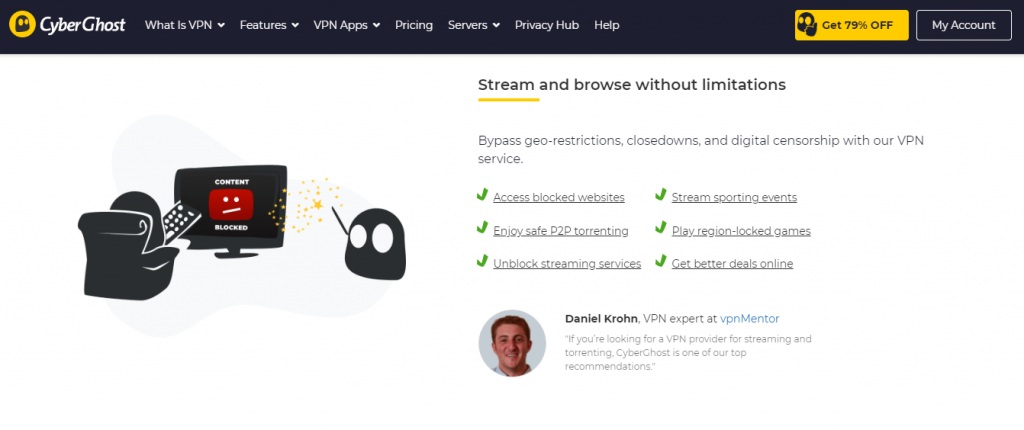 Cyber Ghoast VPN