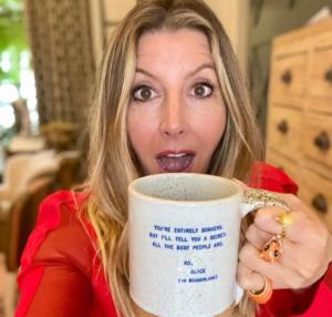 Sara Blakely – the Yoga & Starbucks Fanatic