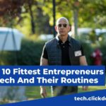 The 10 Fittest Entrepreneurs In Tech And Their Routines